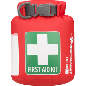 Sea to Summit First Aid Dry Sack Day Use, rosso